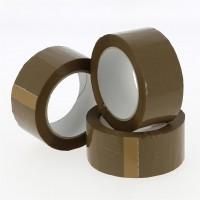 PP verpakkingstape havana - hotmelt - 66M x 48mm 25µ